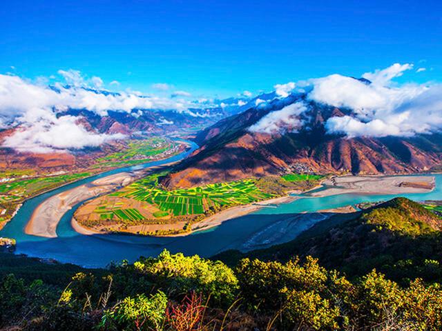 丽江-香格里拉-虎跳峡-普达措国家公园-独克宗古