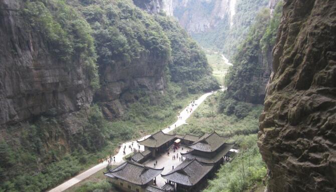 武隆(常规) 世界自然遗产5A景区 天坑三硚 仙女山