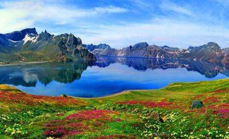长白山自然保护区