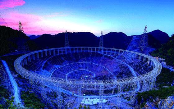 平塘天眼【世界之最】FAST大射电望远镜1球王会电竞app下载