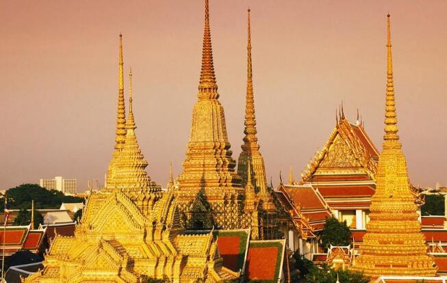 「午安铂尔曼」泰国曼谷6天5晚旅游