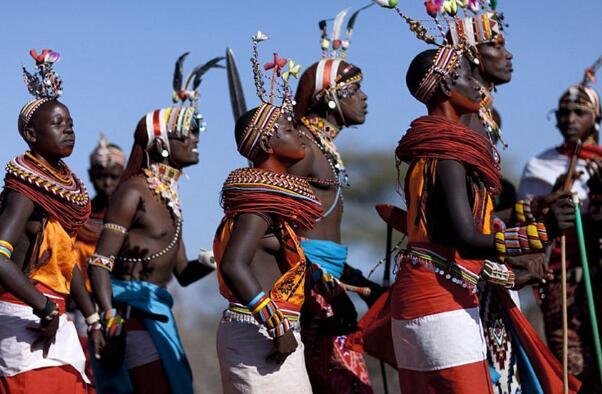 (广州起止)肯尼亚畅游8天