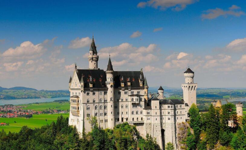 欧洲4国旅游_德国_法国_瑞士_意大利