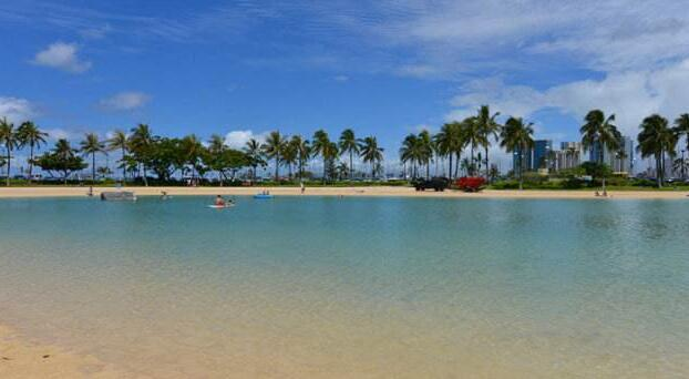 美国西海岸 夏威夷10日