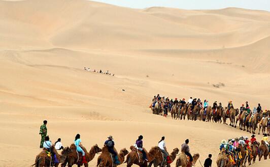 内蒙古双飞五日五星美食之旅