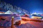 【穿越雪乡】—哈尔滨-亚布力滑雪-智取威虎寨